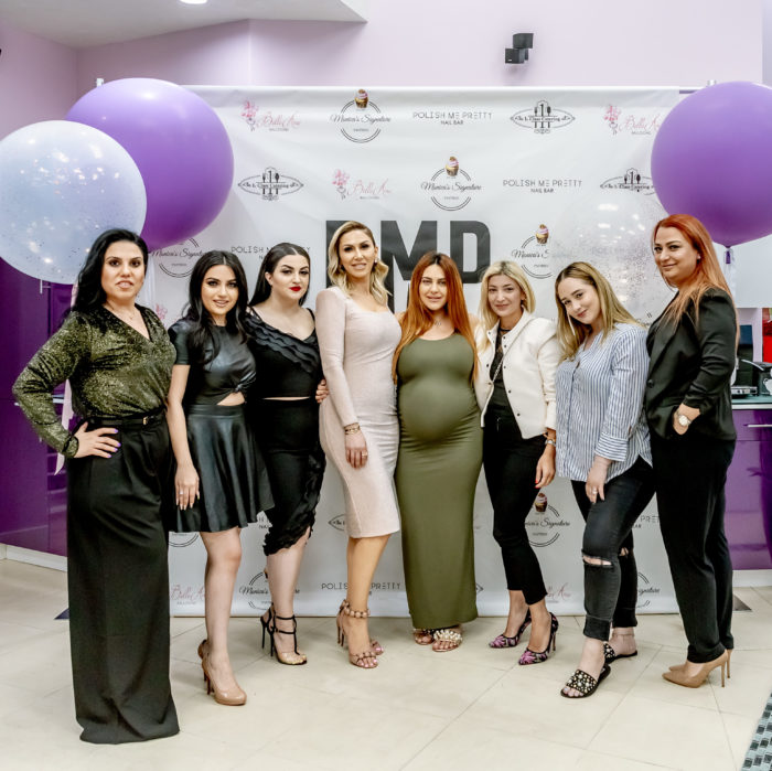Polish Me Pretty Nail Bar Opens New Burbank Location