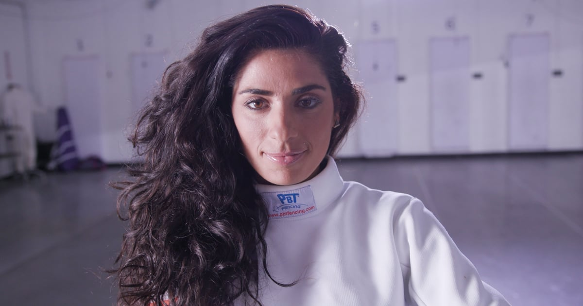 Fencer Natalie Vie Interview | POPSUGAR Beauty