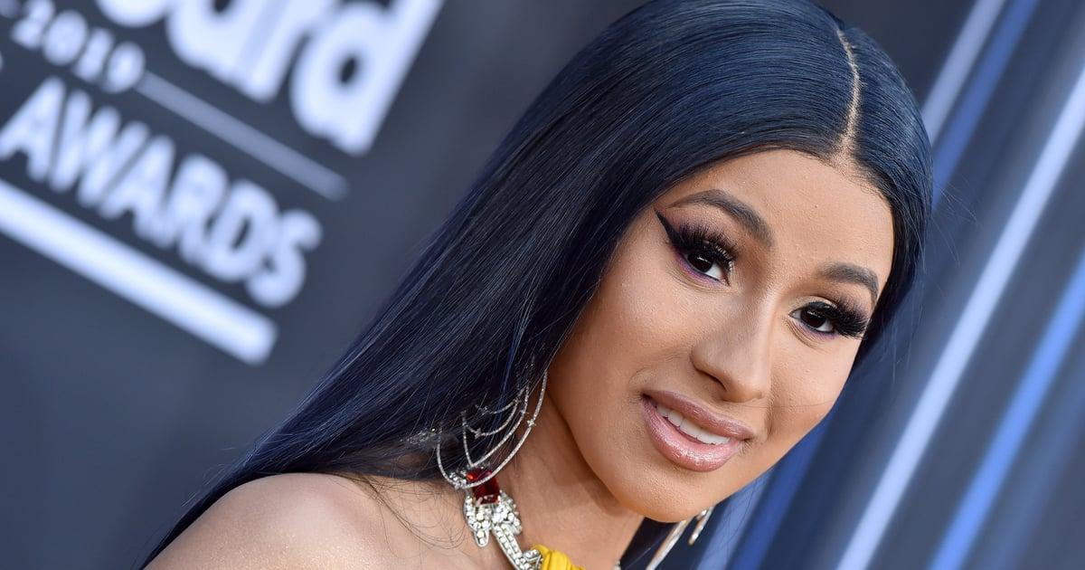 Cardi B Makeup at Billboard Music Awards 2019