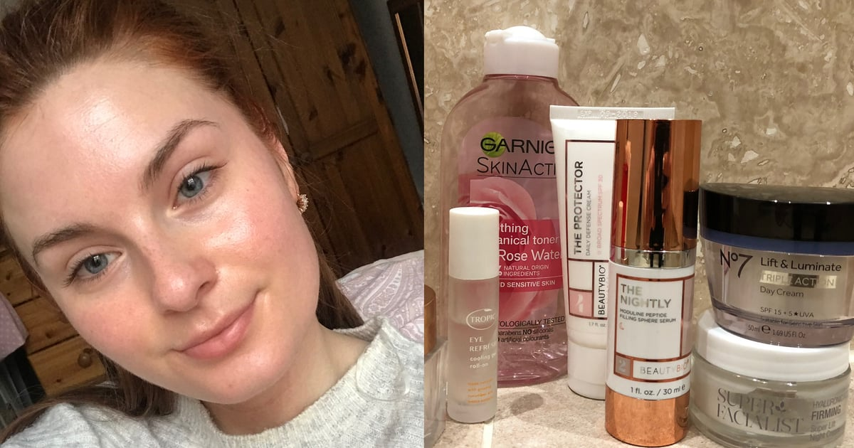 I Swapped Skincare Routines With My Mom