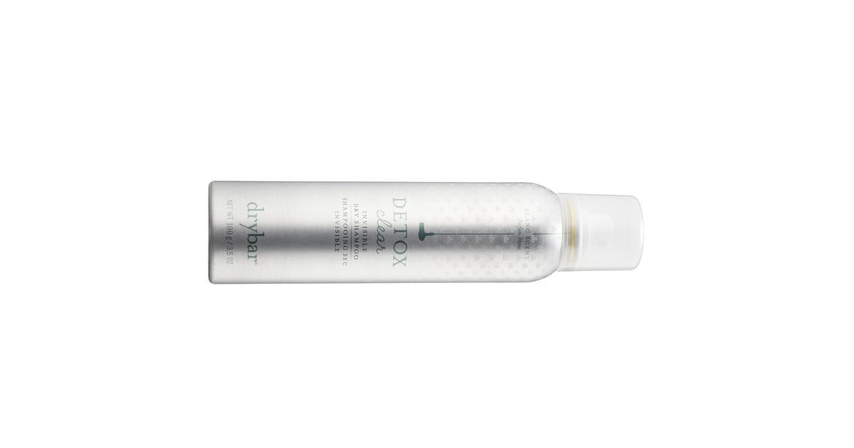 Drybar Detox Clear Invisible Dry Shampoo Review