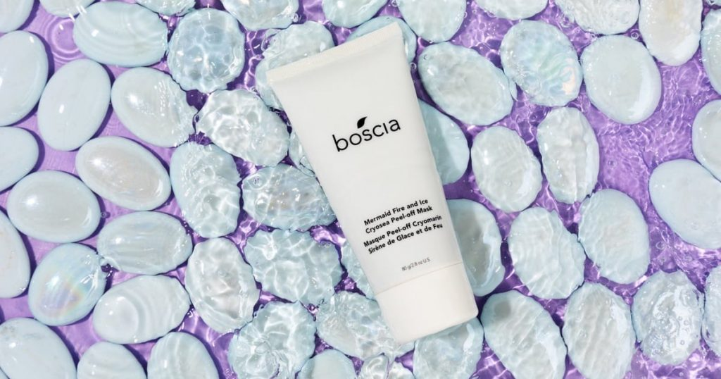 Boscia Mermaid Fire and Ice Mask Review