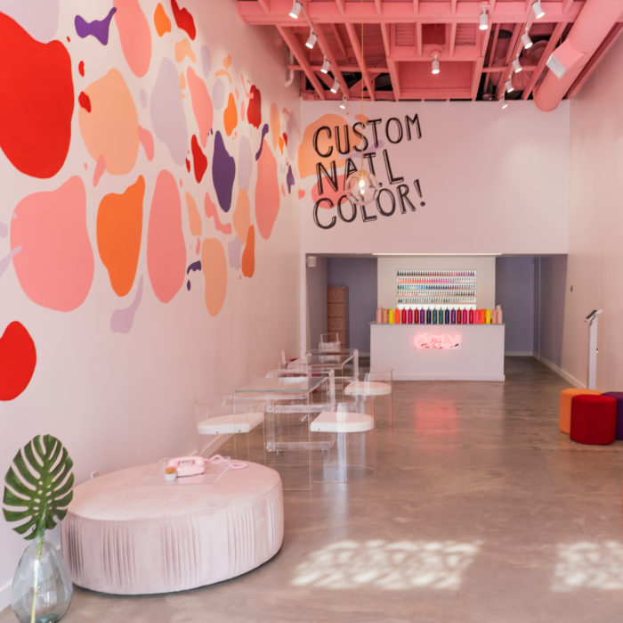 Orly Launches Custom Color Labs in Los Angeles Open to the Community
